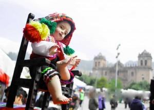 Santurantikuy: Manuelito Child