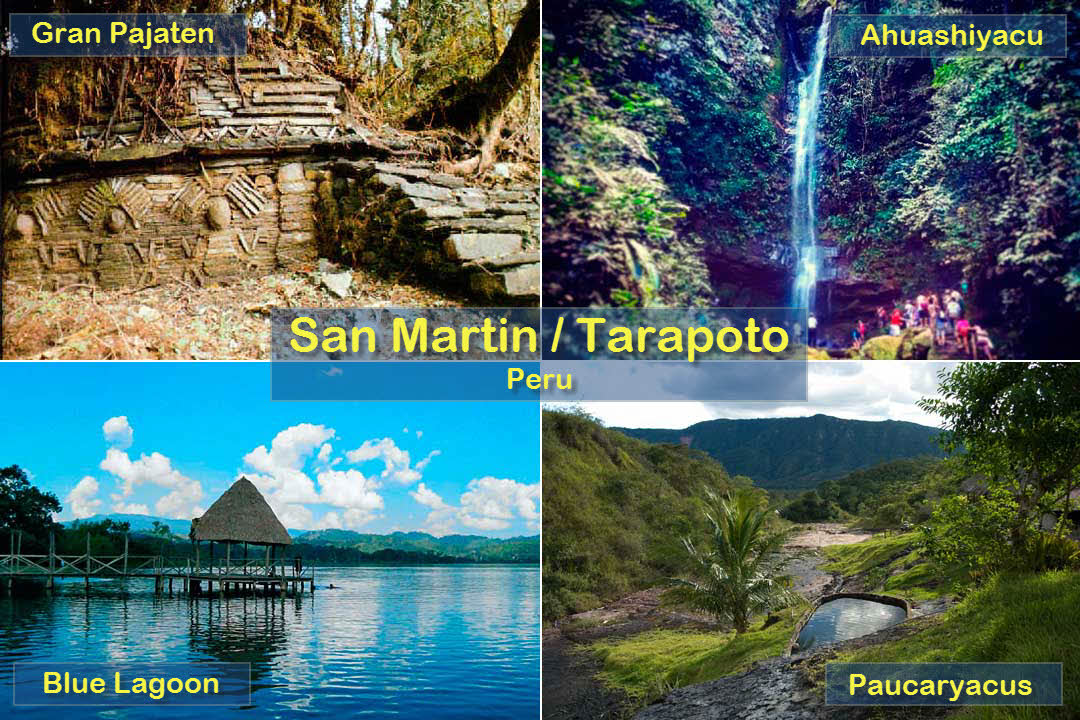 San Martin Tourist Attractions
