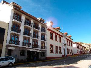 Puno Plaza Hotel