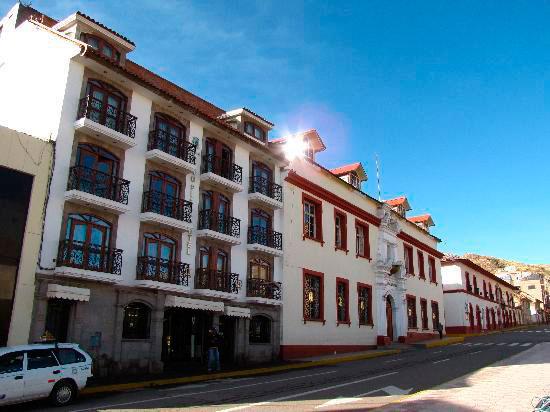 Hotel Puno Plaza