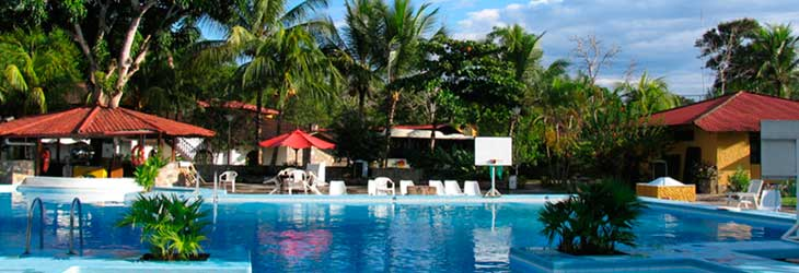 Resort in Tarapoto - San Martin