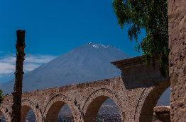 Arequipa Principal Tourist Attractions