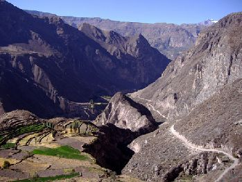Mythical Cotahuasi Canyon