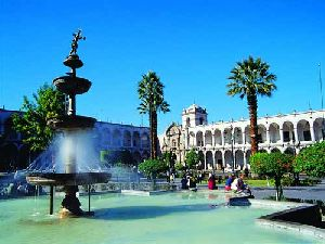 Arequipa Traditional City Tour