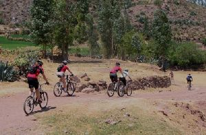 Machu Picchu Cyclotourism and Trekking