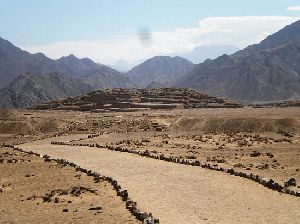 Caral Ancient City