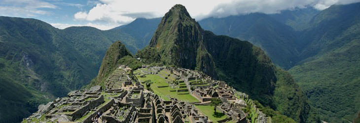 Machu picchu Wonder of the modern world