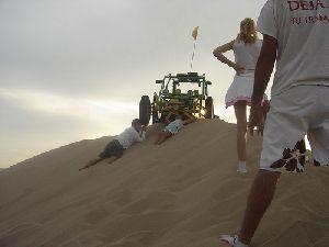 Paracas - Nazca - Dunes