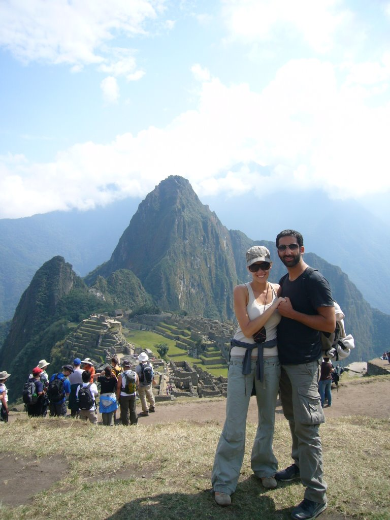 Machu Picchu HoneyMoon