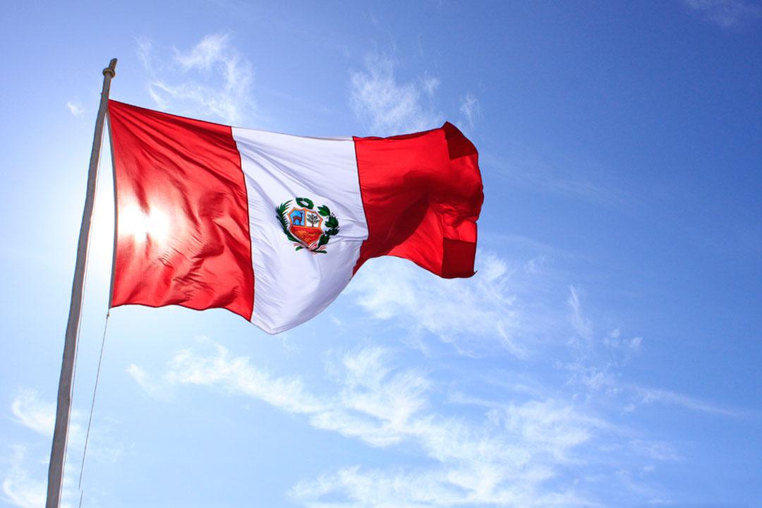 La bicolor - Bandera Peruana