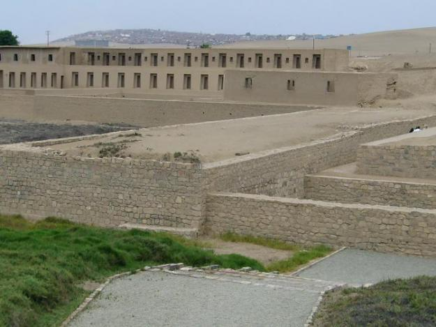 Pachacamac Archeological Place