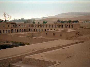 Lima / Pachacamac