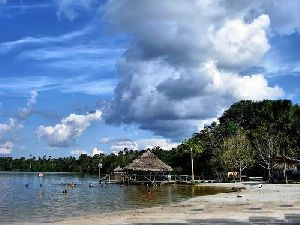 Quistoqocha Lagoon