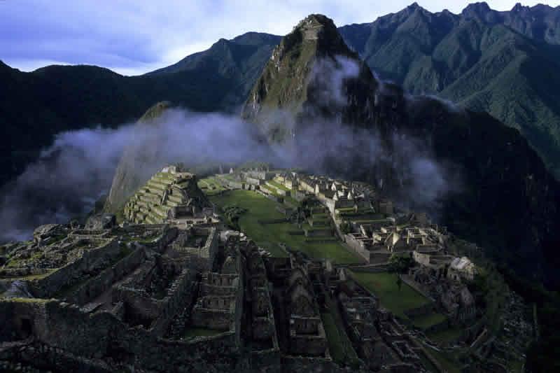 Machu Picchu maravilloso