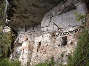 The Chachapoyas and their Royal Paths