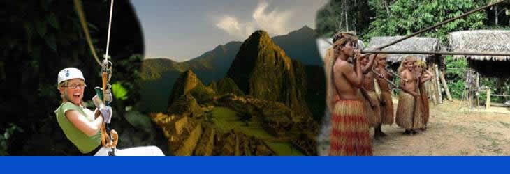 Produto Turístico Peru