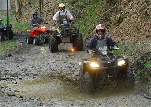 Quillawata Quadbike Adventure
