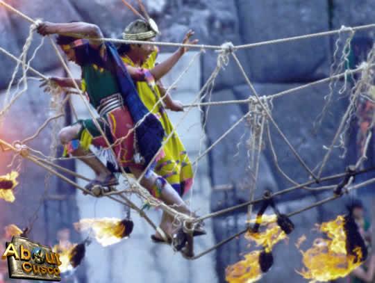 Warachicuy, ceremonia inca de afirmación de adultes