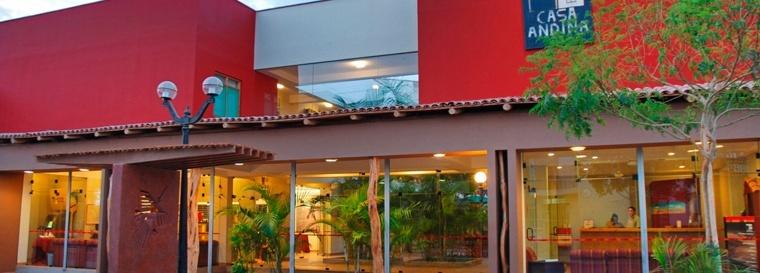 Casa andina classic nazca hotel in peru travel for Hotel casa andina classic catedral