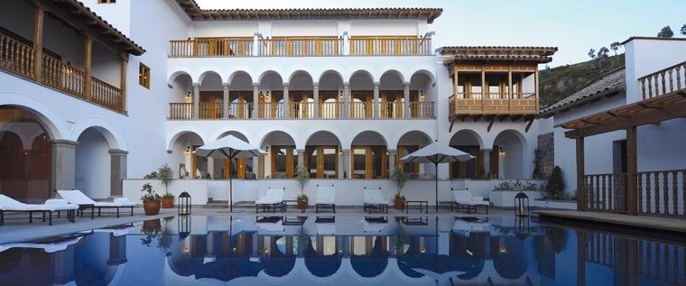 Palacio Nazarenas