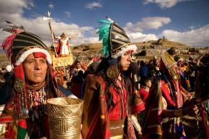 Inti Raymi at Saqsaywaman