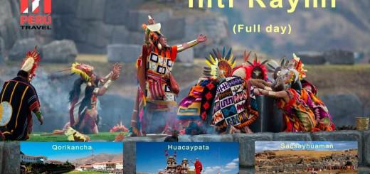 Inti Raymi: Qorikancha -Huacaypata - Sacsayhuaman
