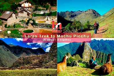 Lares Trek and Machu Picchu Hike