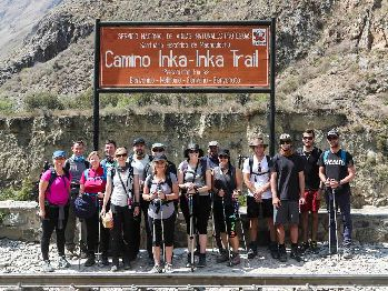 Energetic Inca Trail to Machu Picchu
