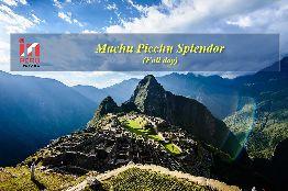 Machu Picchu Splendor