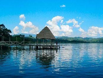 Tarapoto / Blue Lagoon