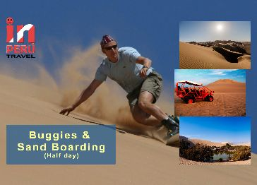Buggies - Sand Boarding