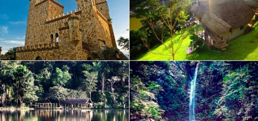 Castillo de Lamas -Tarapoto - Cataratas de Ahuashiyacu