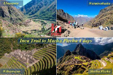 Inca trail to Ancestral Machu Picchu