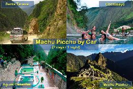 Fast Machu Picchu by Car