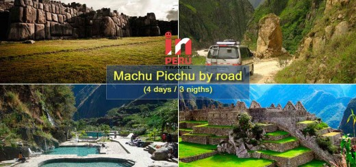 Machu Picchu by Road