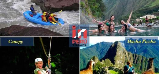 River Rafting - Cocalmayo - Canopy - Machu Picchu