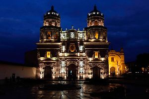 Cajamarca Principal Tourist Attraction