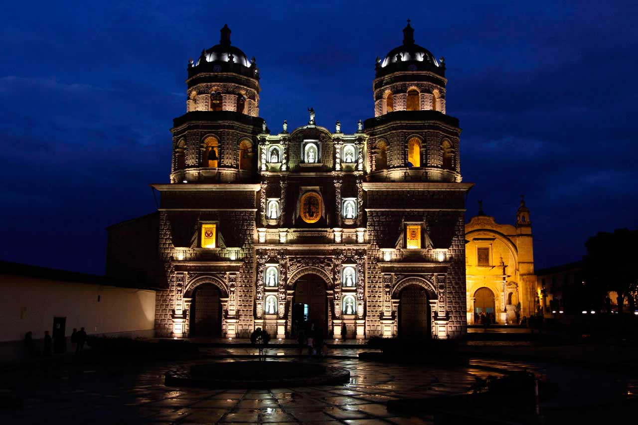 Cajamarca Principal Tourist Attraction  In Peru Travel