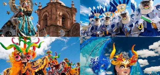 Virgen Candelaria de Puno