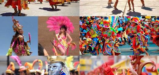 Carnaval de Juliaca, Puno - Peru