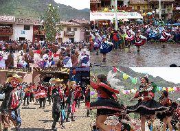 Carnival in Pisac