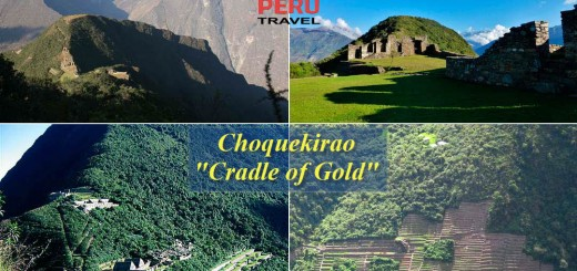 Choquekirao Cradle of Gold
