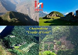 "Choquekirao ""Cradle of Gold"""