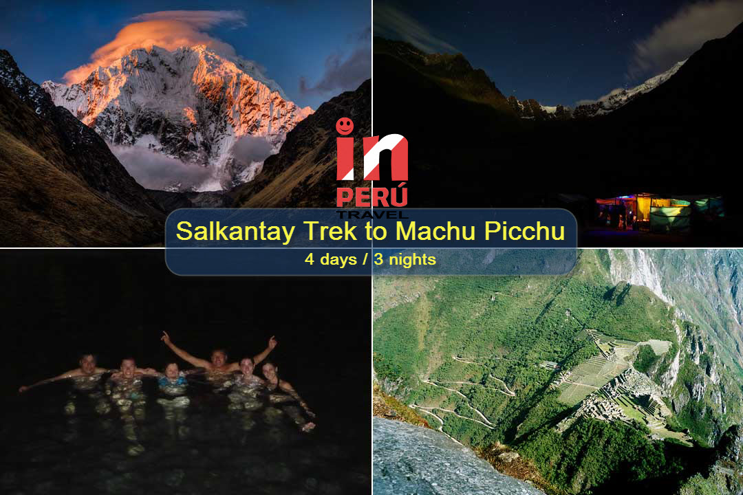 Dynamic Salkantay Trail to Machu Picchu
