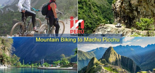 Mountain Biking to Machu Picchu