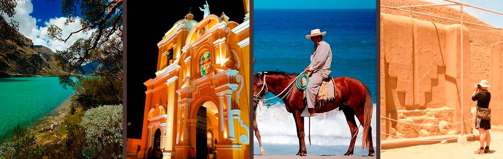 Peru Beaches and Culture