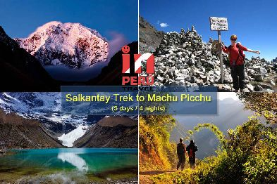 Traditional Salkantay Trail to Machu Picchu