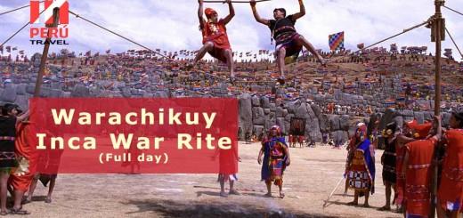 Warachikuy - Inca war rite