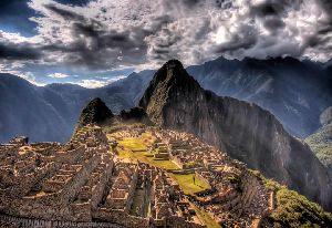 Optimal Machu Picchu