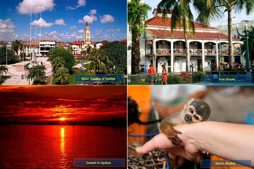 Iquitos City Tour
